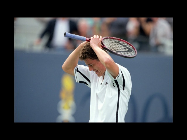 US Open Spotlight Marat Safin defeats Pete Sampras in 2000 Final
