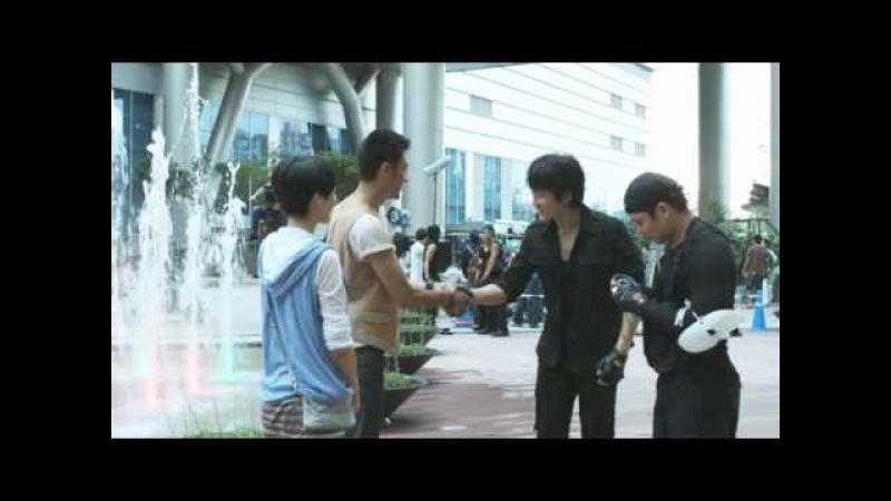 2009 Korea Tourism CF featuring Song Seung Heon