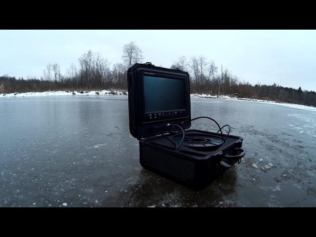 Подводная Камера для Рыбалки Язь 52 (Поклёвки Окуня на Мормышку Зимой)