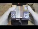 Самодельная машинка для утончения, шерфования, брусовки края кожи. Часть 2. Демонтаж.