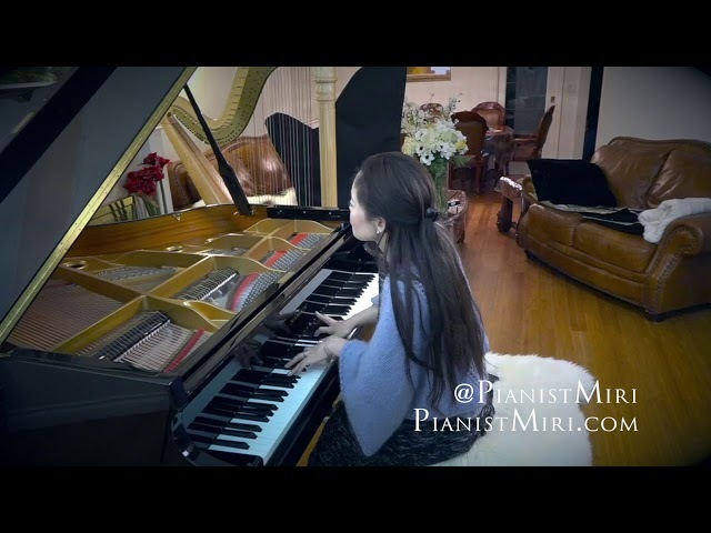 Park Sun Ye 박선예 - The Wind is Blowing 바람이 불어와 | Piano Cover by Pianistmiri 이미리