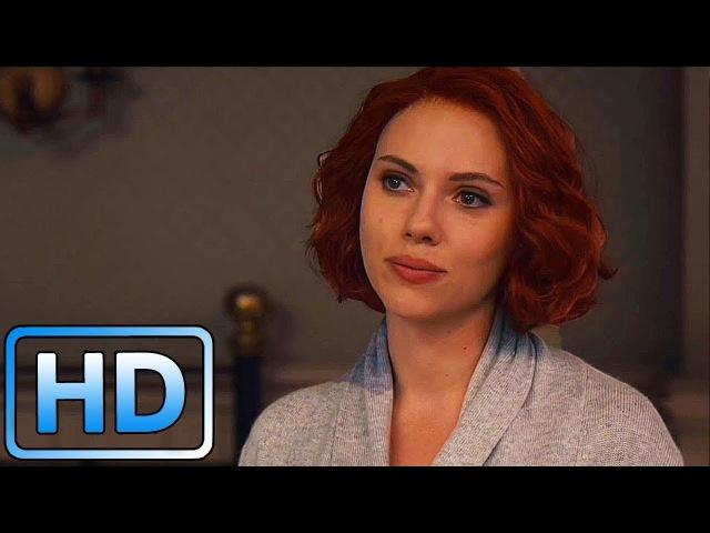Наташа Романофф предлагает Брюсу Беннеру сбежать вместе / Мстители: Эра Альтрон ...