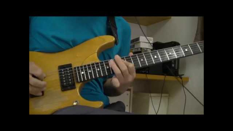RATT DANGEROUS BUT WORTH THE RISK guitar cover
