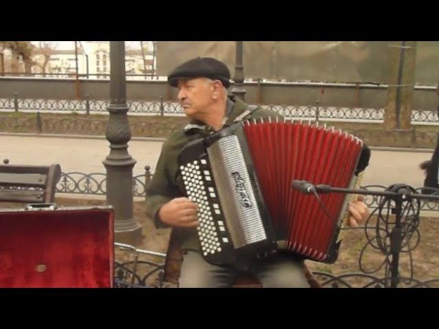 Одесские песни на баяне, Приморский бульвар Odessa Songs on Accordion