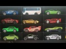 Cars and Trucks: Play, Review, Unboxing all toys Cars, Buses, Trains and Trucks