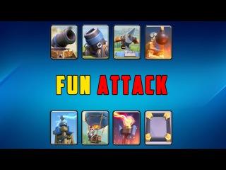 Clash Royale | FUN ATTACK