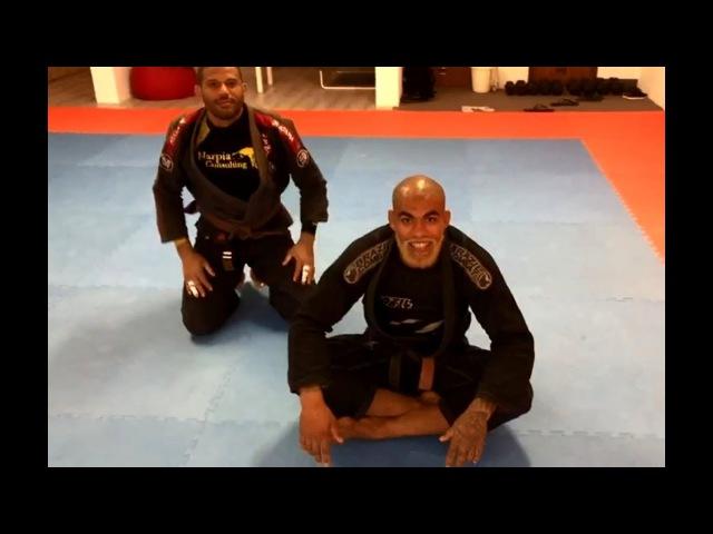 Exclusivo Erberth Santos ensina sua nova finalização para você surpreender no Jiu-Jitsu
