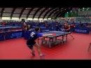Zhmudenko Yaroslav UKR vs Cyrnek Piotr POL - HIGHLIGHTS FULL HD TABLE TENNIS, POLISH OPEN