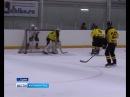 Итоговую игру хоккейных команд из Калининграда и Гусева признали самой зрелищн ...