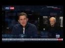 Олег Соскин и Зорян Шкиряк в Вечернем прайме телеканала 112 Украина, 14.12.2017