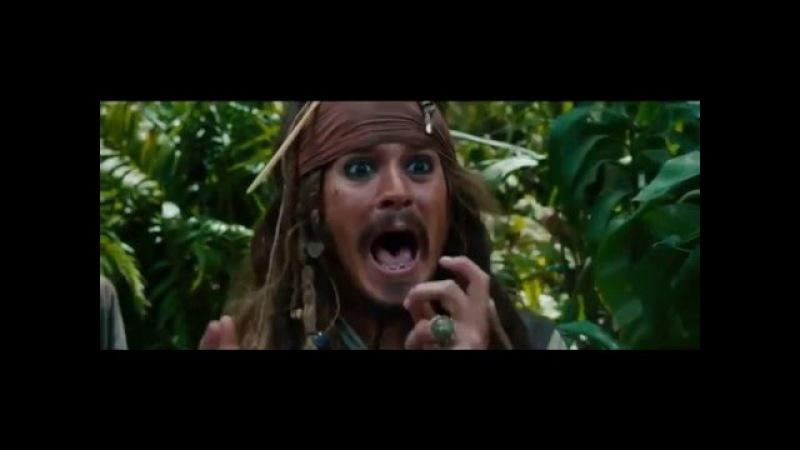 Captain Jack Sparrow Капитан Джек воробей