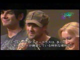 2006 DG in Japan. An Interview with Xenia and David Garrett, violinists