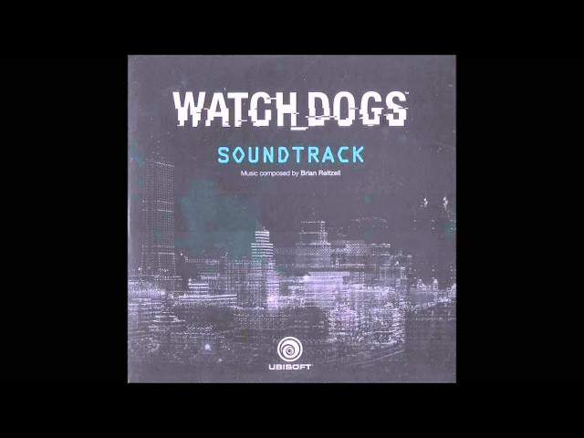 The Vindictives - The Invisible Man (WATCH DOGS Soundtrack)