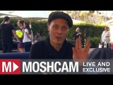 Ville Valo (HIM) talks fans falling, ditches and passing out on stage Live in Sydney Moshcam