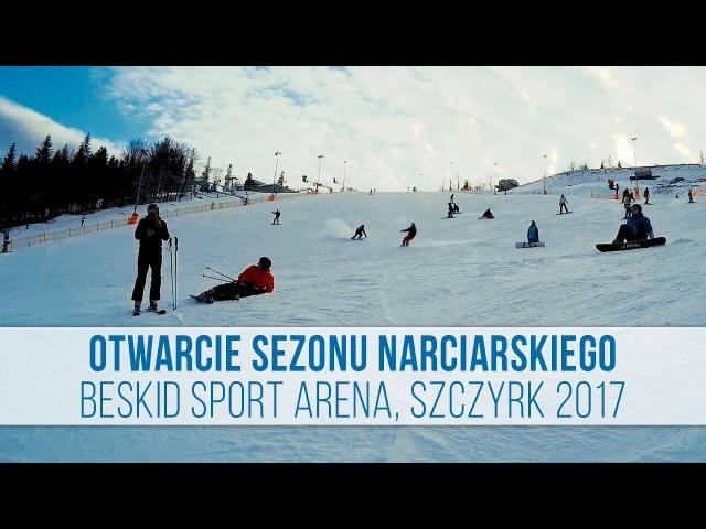 Otwarcie sezonu narciarskiego (Beskid sport arena, Szczyrk)