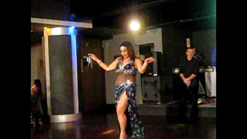 LILIAN CASTRO SOLO DE DERBAK - 2009 Dança Amazônia