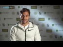 Becoming oldest No.1 would mean the world says Roger Federer: Rotterdam 2018 Interview
