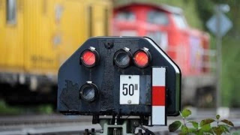 Falsches Signal - Wie die Bahn beim Gütertransport versagt