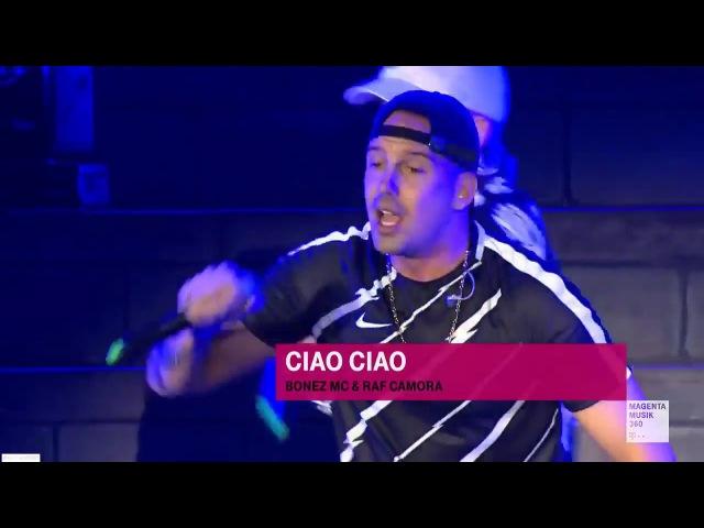 Bonez MC RAF Camora Palmen Aus Plastik Rock am Ring 2017