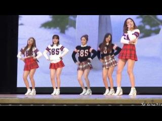 Снег Снежок Белая метелица ! Корейские девченки снова в деле !