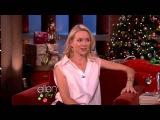 Naomi Watts on Liev Schreiber's Former Career!2843