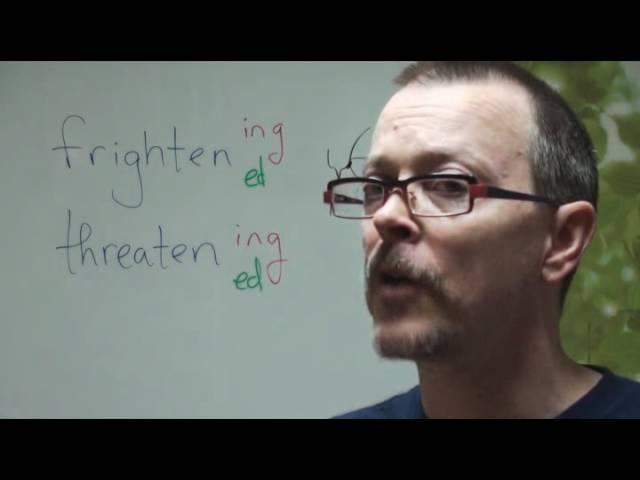 QA frighten threaten