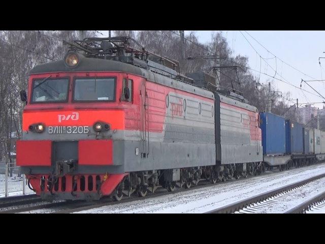 Электровоз ВЛ11М-320 в новой окраске