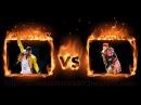 Freddie Mercury (Queen) VS Axl Rose (Guns N Roses AC/DC)