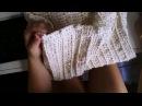 Parte 2 Vestido Grazi Massafera Crochê