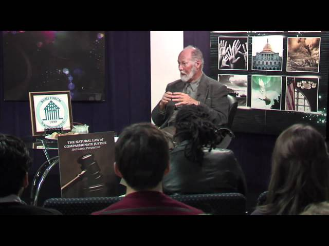 Robert D. Crane - The Natural Law of Compassionate Justice, An Islamic Perspective
