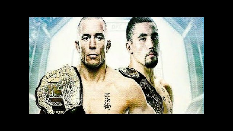 GEORGES ST PIERRE VS ROBERT WHITTAKER (POSSIBLE FIGHT)