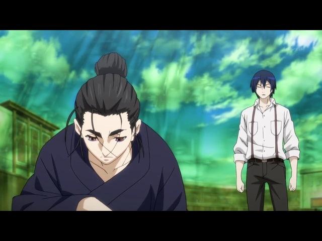 Один из отвергнутых Изгой 2 сезон 9 серия русские субтитры Hitori no Shita The Outcast