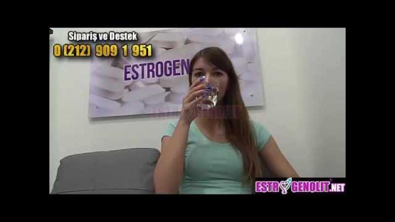 Estrogenolit damla ve mucize etkisi Video