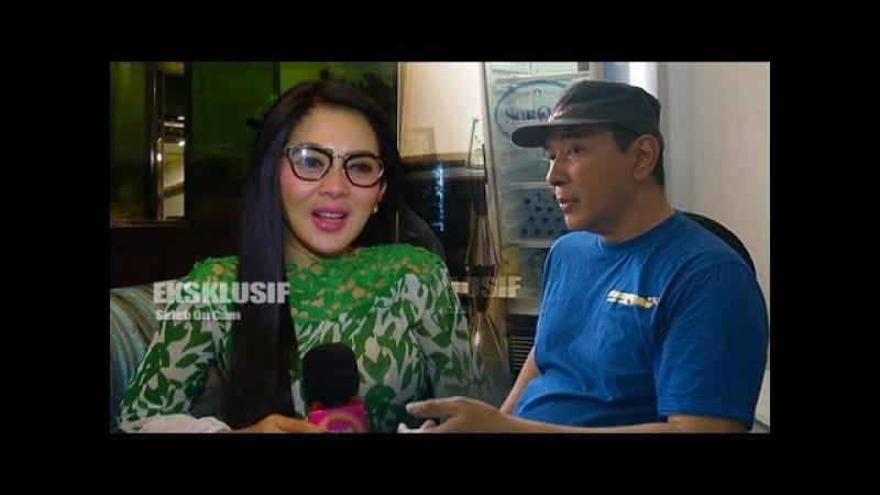 Syahrini Gugup Didepan Tommy Soeharto Seleb On Cam