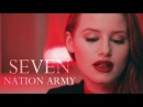 Cheryl Blossom Seven Nation Army