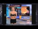 Телеведущая разделась в прямом эфире 4. Naked news . Откровенное видео от Слайдшоу Ан ...