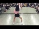 Dancing at Dancing Gymn