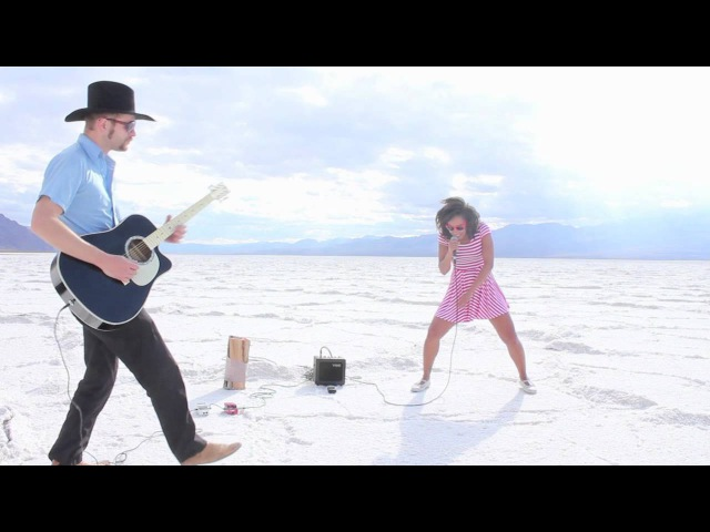 JOY WELLBOY : THE MOVEMENT SONG live at BADWATER, DEATH VALLEY