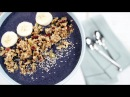 Rawcology Vegan Berry Smoothie Bowl || Le Gourmet TV Recipes