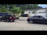 Audi VS Nissan VS Toyota VS Jeep VS Mitsubishi VS Land Rover - Tug of War