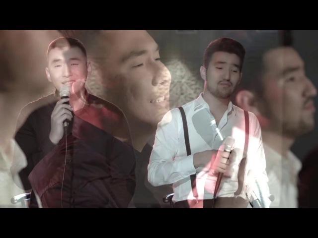 Группа MEZZO поет песни Батыра