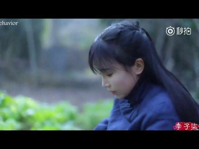 A bowl of porridge in the cold weather (Engsub)   Li Ziqi 李子柒