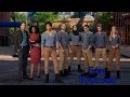 База Куантико Quantico трейлер сериала.