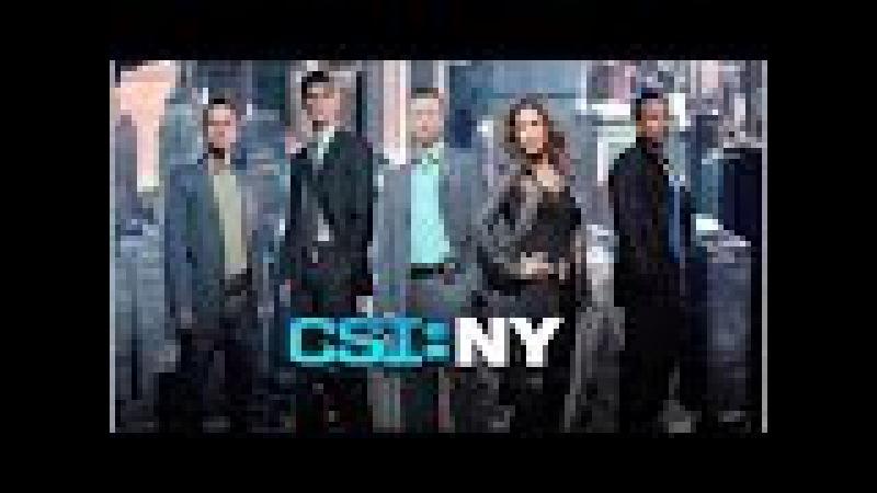 CSI Место преступления: Нью Йорк (CSI: NY) трейлер сериала.