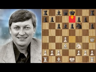 Anatoly Karpov Plays 11... Ke7 | Learn From The Best!