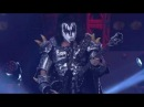 Kiss - Creatures Of The Night ( Live 2016 ) HQ