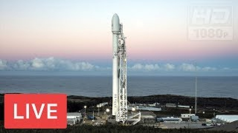 WATCH LIVE: SpaceX to Launch Falcon 9 Rocket PAZmission @9:17am EST