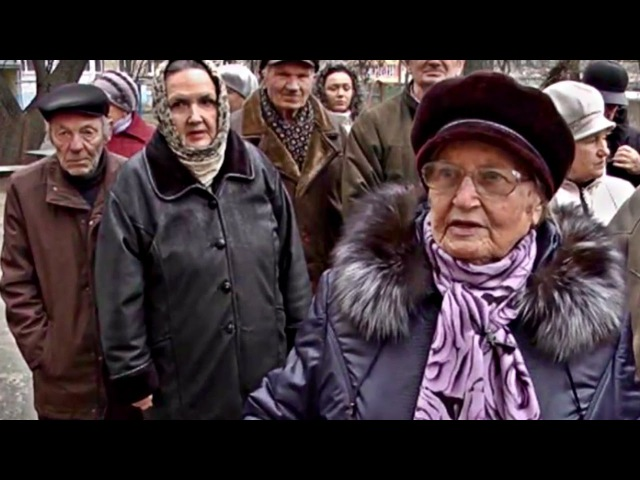 У Мазыры пратэстуюць супраць шматпавярховіка / Рэпартэр | Жители Мозыря против многоэтажки