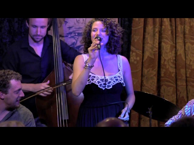 Cyrille Aimée It's a Good Day Live at Smalls