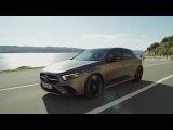 De nieuwe Mercedes-Benz A-Klasse W177 2018